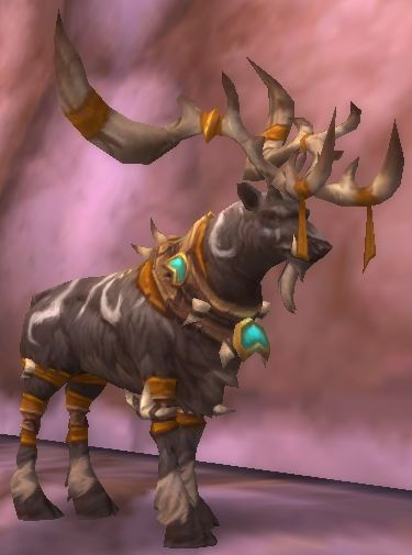 Druid Travel Form - The Stag