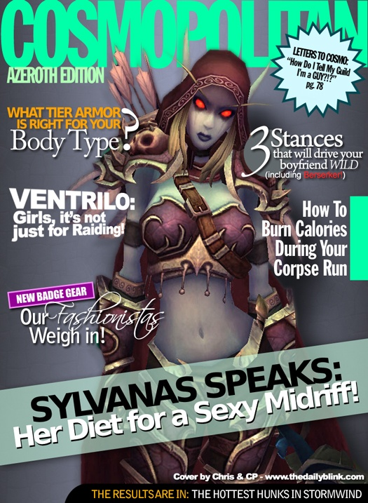 Sylvanis in Cosmo