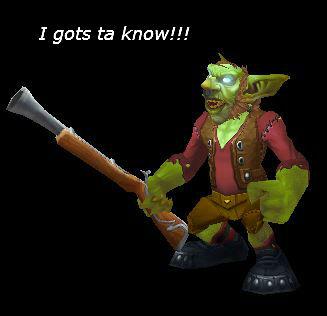 Level 1 Goblin Hunter Starting the Leveling Grind